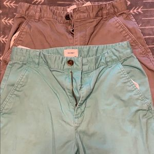2 pack of shorts